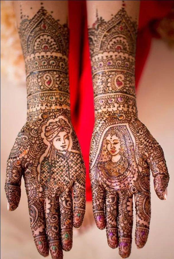 Bridal Mehndi Designs 2016- screenshot
