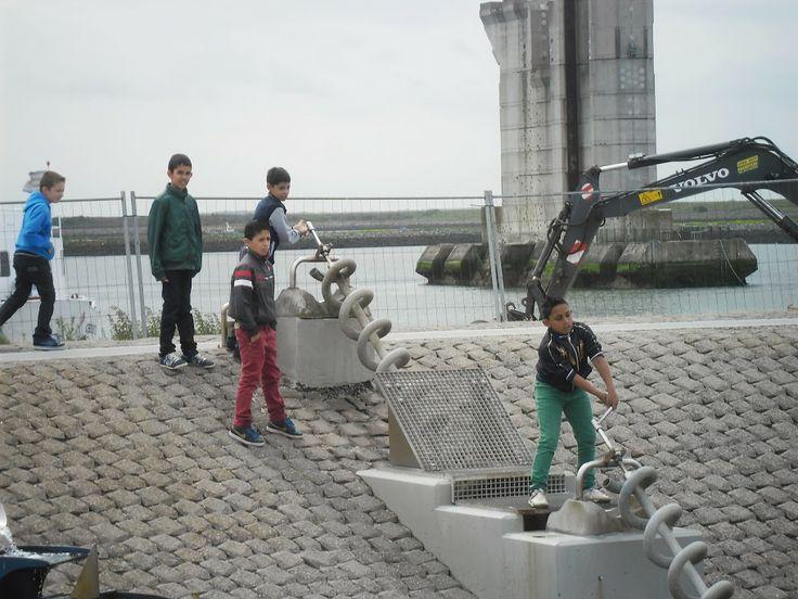 #tStartblok op bezoek bij #Neeltje Jans | strijden tegen het water