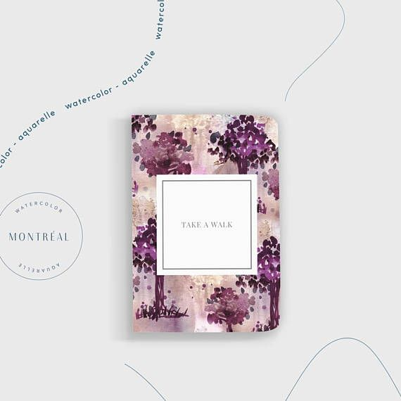 Dot Grid Notebook introvert gift Writer's journal
