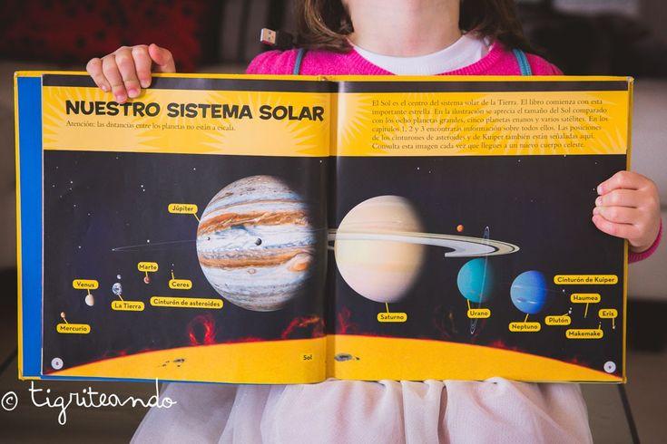 21 libros espacio y universo- Tigriteando