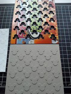 Make your own embossing folders--if  you have a Cricut...this is really smart.  I'm constantly making cards and wishing I had different embossing folders.  Now I can pretty much make whatever I am looking for.  Thanks for the great pin share!!
