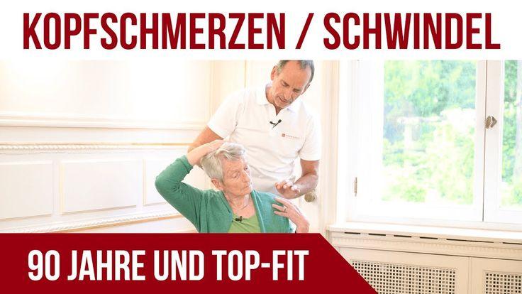 Rolands Tipp bei Kopfschmerzen / Schwindel | Liebscher & Bracht | Nacken...