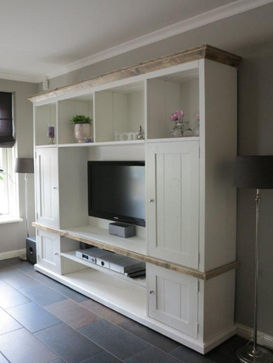 Wandkast Edam   TV meubels   Woonkamer   Interieur   Pinterest   TVs and We