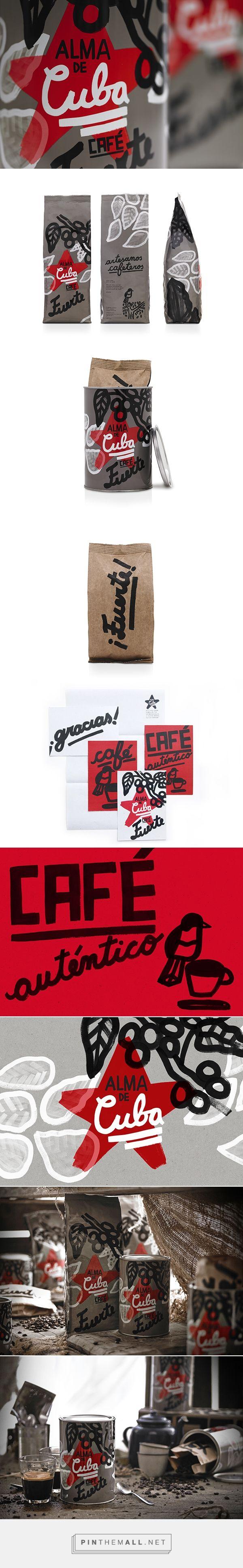 Alma De Cuba Brand Coffee Packaging by Big Fish | Fivestar Branding – Design and Branding Agency & Inspiration Gallery