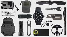 Everyday Carry: 20 Tactical EDC Essentials | HiConsumption