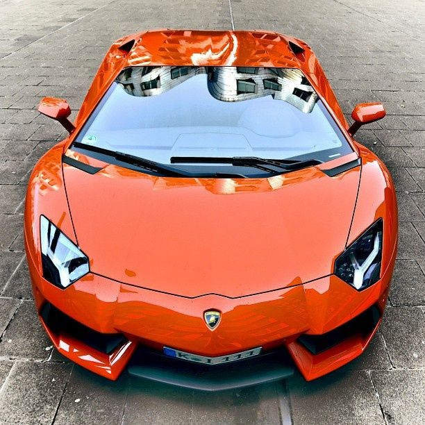 Lamborghini Aventador - 1st thing I will purchase with my lotto winnings