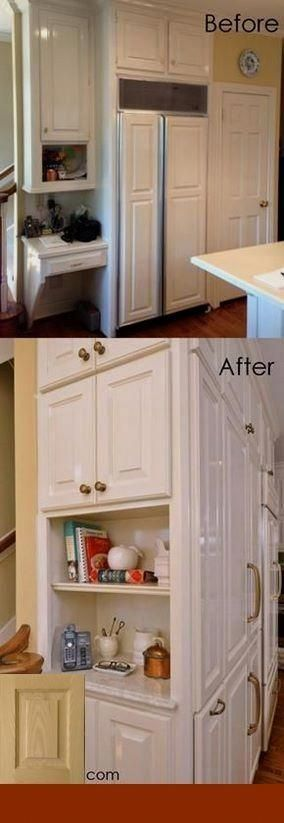 6 Joyous Clever Hacks: Kitchen Remodel Pictures Window white kitchen remodel ope…