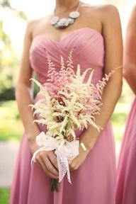 astilbe bouquet   Vine & Light Photography