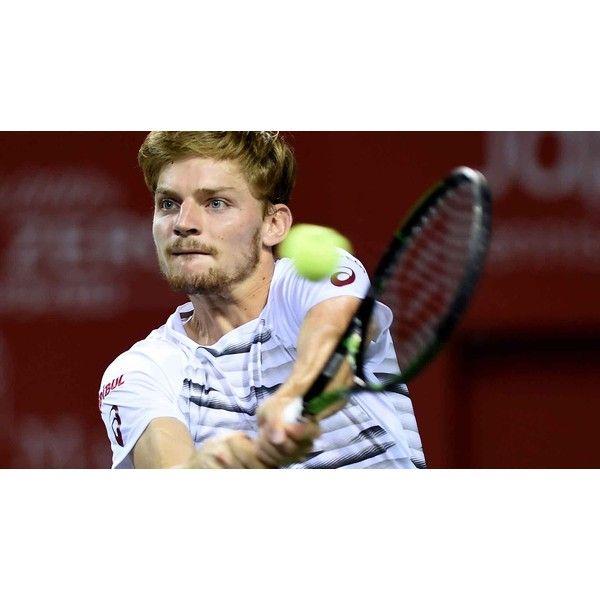 David Goffin beats Jiri Vesely 6-3, 7-5 in Japan Open