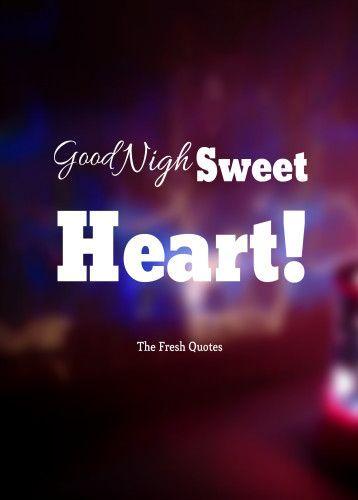 Romantic Inspiring Good Night Quotes Wishes Sleep Good Night