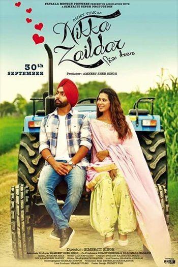 Nikka Zaildar 2016 Full Punjabi Movie Download HDRip 720P Watch