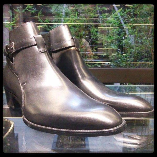 Saint Laurent #stivaletto #leather #SaintLaurent #FolliFollie #collection