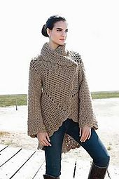 English Instructions at Bottom of Instruction Page. FREE PATTERN. Ravelry: # 76 Häkeljacke Fauna pattern by Lana Grossa
