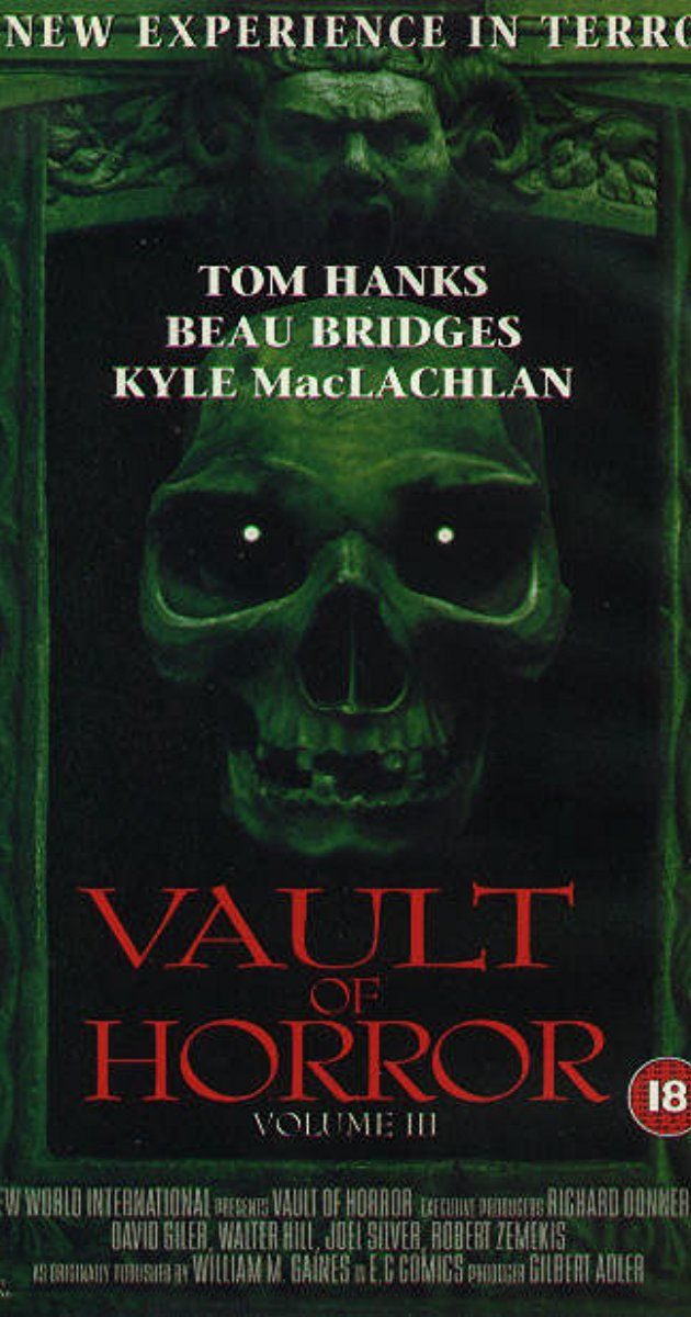 "Directed by Steven E. de Souza, Tom Hanks, Stephen Hopkins. With Beau Bridges, George DelHoyo, Henry Gibson, Tony Goldwyn. A compilation of three episodes from the Tales from the Crypt series (""Carrion Death"", ""None but the lonely heart"" and ""Abra Cadaver"") with some famous cast and directors."