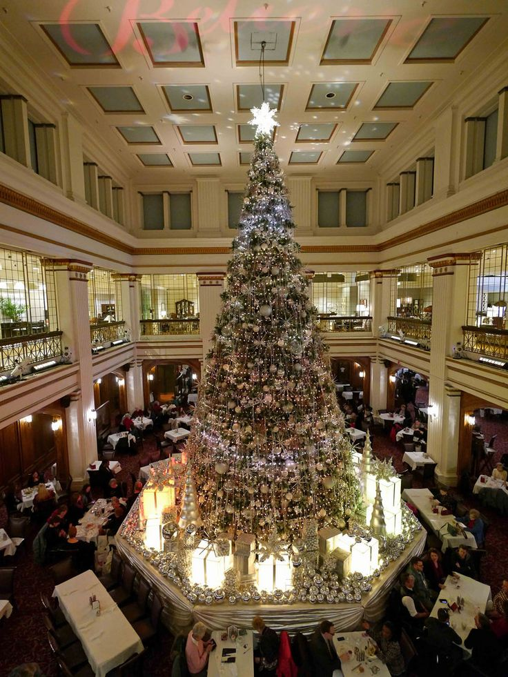 1000+ images about Marshall, Macy's, Fields Walnut Room ...