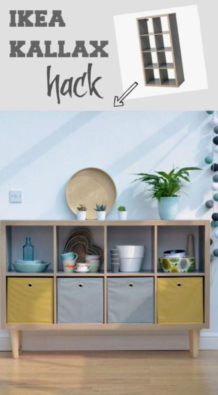 15 IKEA hacks um dein Wohnzimmer zu verwandeln