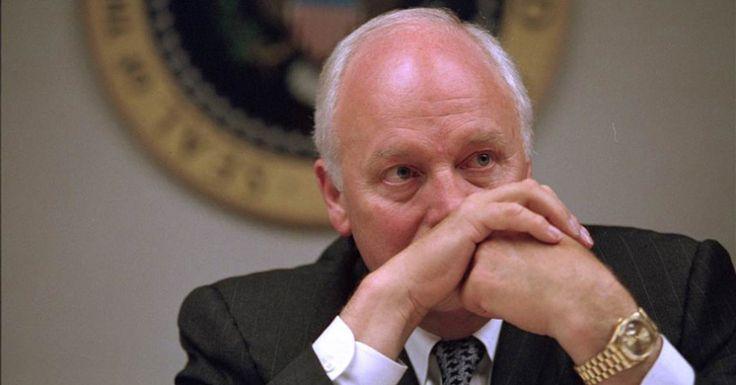 Dick Cheney Rolex Day-Date