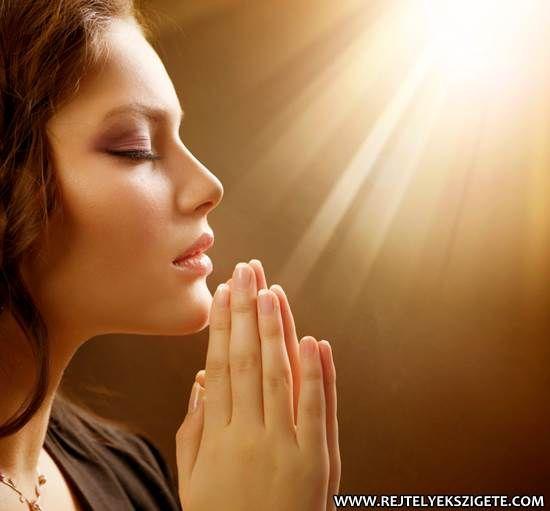A hit, az ima és a gondolat ereje