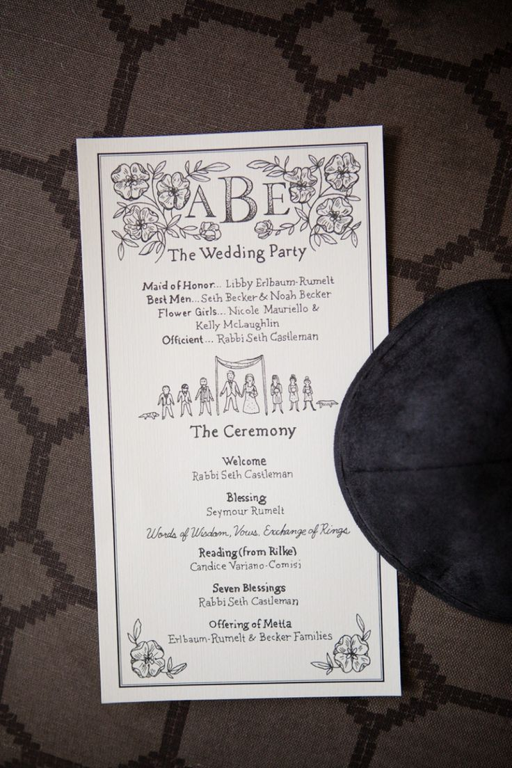 funny wedding invitation rsvp goes viral%0A Charming GardenInspired Vintage Wedding