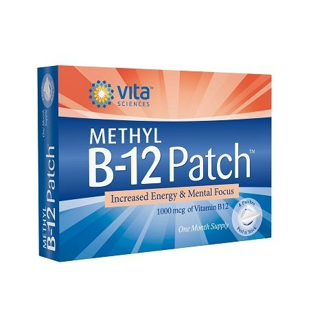 Vitamin B12 Patch (Methylcobalamin) Vita Sciences Vitamin B12 Patch is a topical B12 patch that was developed by leading scientists in their field. Our B12 patch has superior absorption using patented technology, and is the most trusted original B-12 Patch on the market. #vitaminb12 #b12patch #healthyliving #vitaminD #animals #L4L #vitaminB