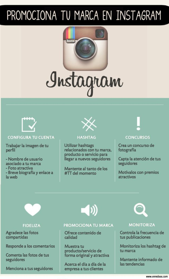Cómo usar Instagram para promocionar tu marca vía @nuriaparrondo
