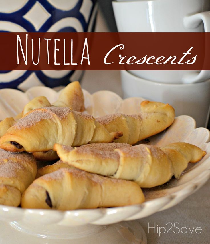 Looking for a quick breakfast idea that's easy enough for kids (and/or husbands who do not spend much time in the kitchen!) to make for Mother's Day? Try these easy and delicious Nutell…