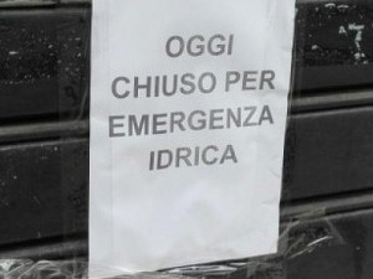 Messina e la valvola chiusa male