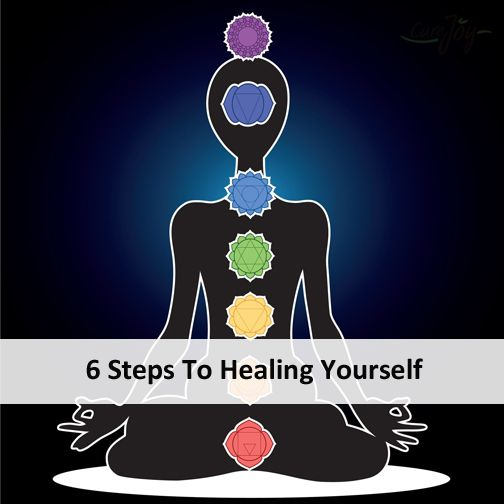 6 Steps To Healing Yourself