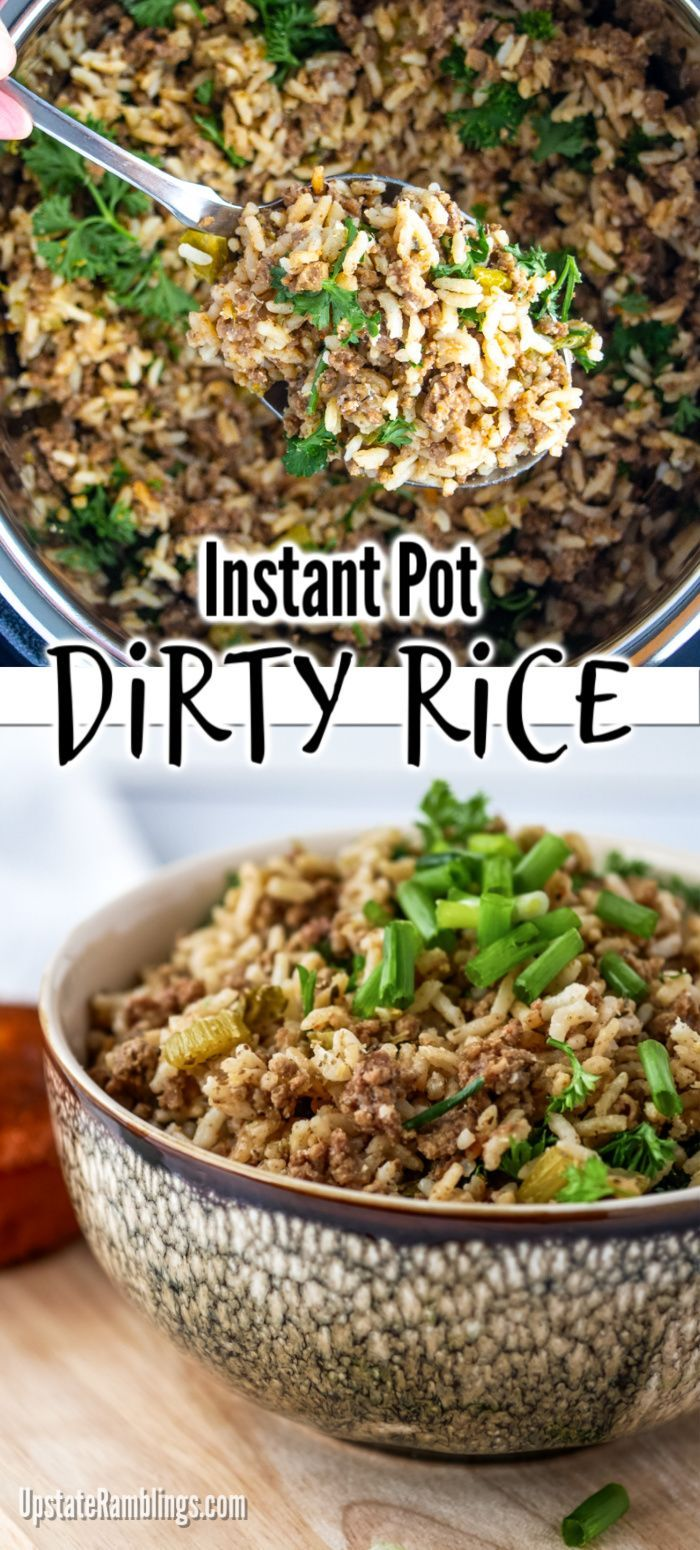 Pin On Instant Pot Rice Recipes