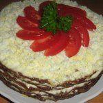 Закусочные торты
