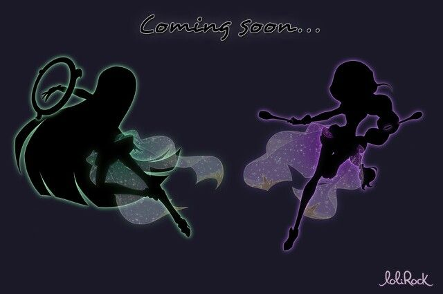 A második évadban lesz két új hercegnő! A zöld ruhás valószínűleg Brenda, de a lila ruhásról még semmit se lehet tudni...