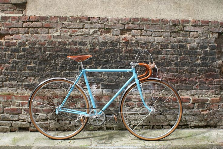 Rene HERSE 1944-1945 racing bicycle Size 52 | eBay