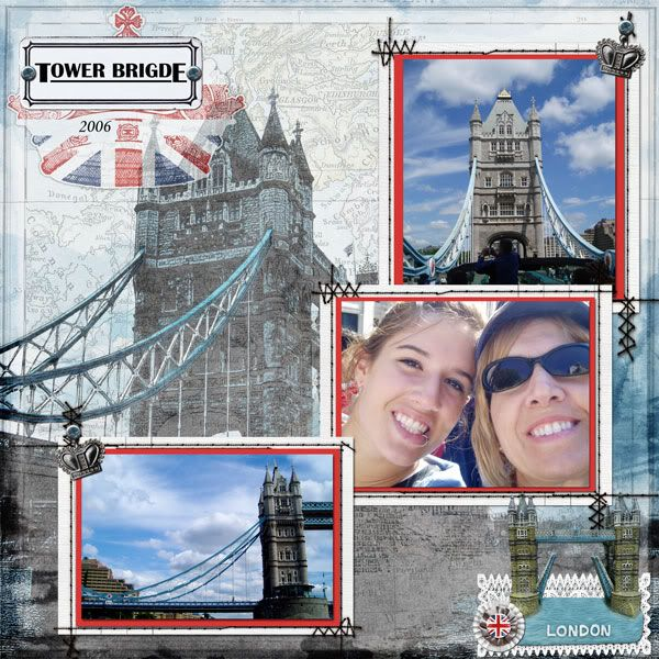 Scrapbook Pages london | Diane Weber Artsy Craftsy: June 2012