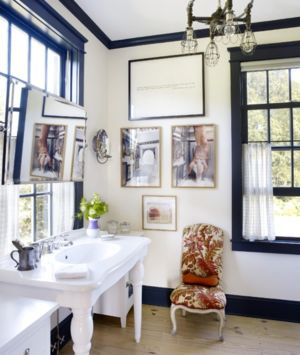 18 Best Images About Bathroom Window Over Mirror On Pinterest