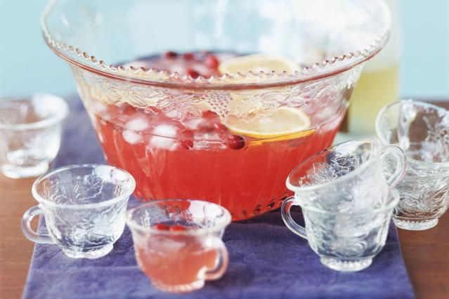 Champagne punch recipes perfect for any party recipe for Champagne drinks with fruit