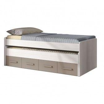 en fanmuebles el transporte de la cama aries plus es gratis cama doble con somieres