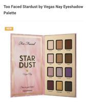 Too Faced Stardust by Vegas Nay Eyeshadow Palette Fab!