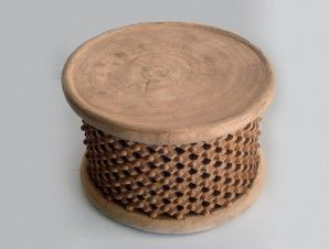 Bamileki Table (Natural) | Craft Enterprises