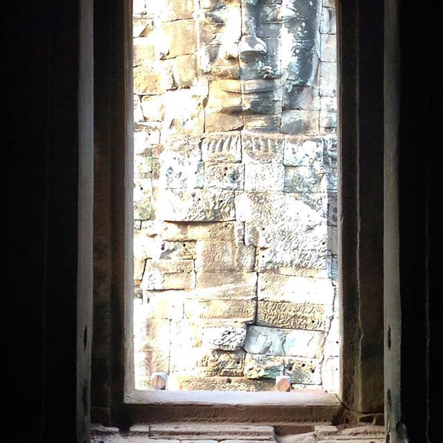 #nofilters #noneed #angkorwat #bayon #beauty #faces #cambodia #amazing #pasonoroeste