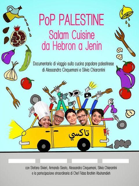 Scambio tra cibo e culture: Pop Palestine al festival del viaggio a Firenze