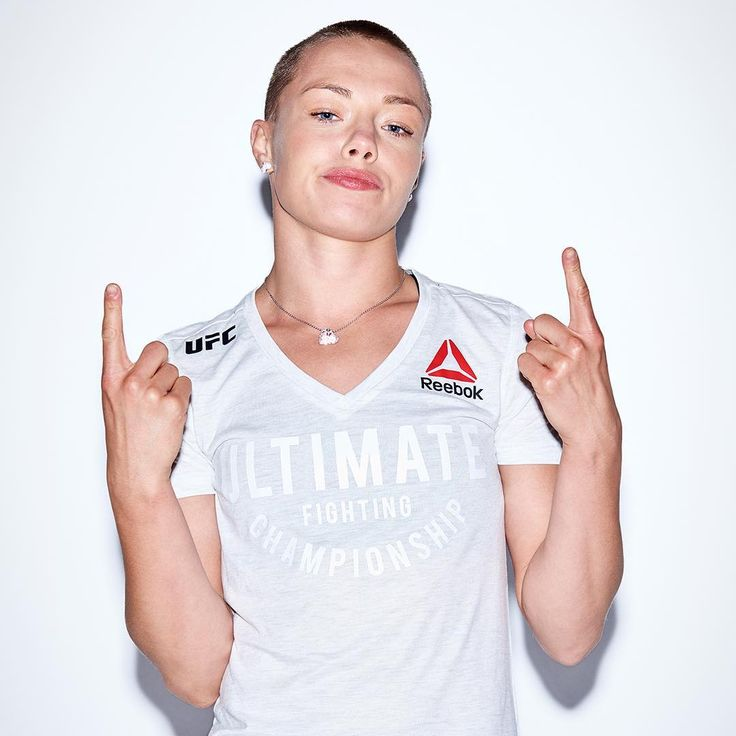 Thug Rose Namajunas #FightNightCollection