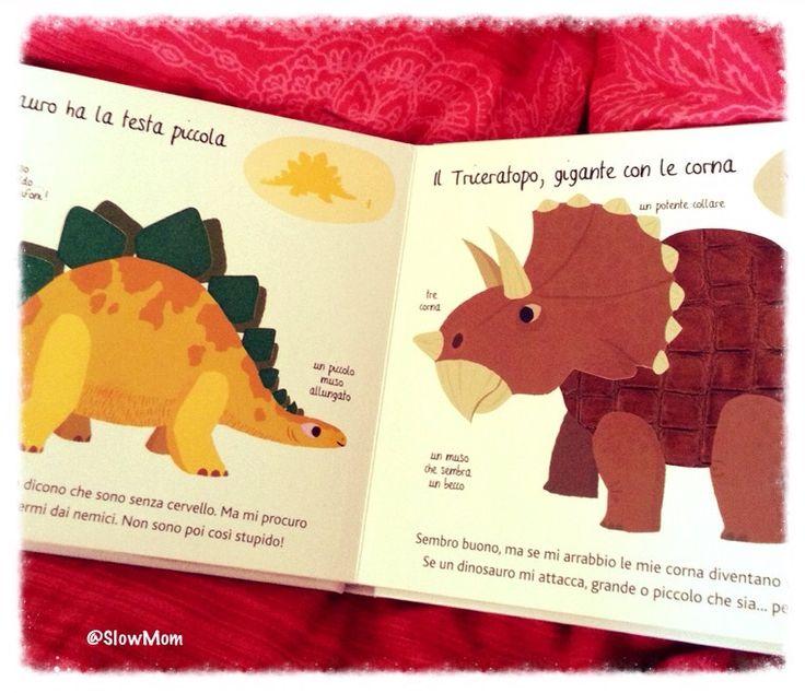 Chi vuol toccare un dinosauro?