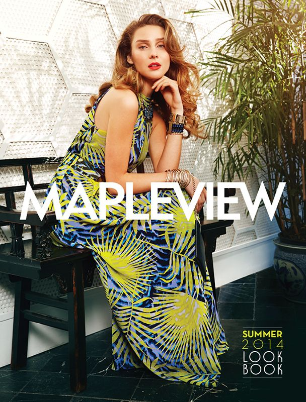Explore the season's must-haves in Mapleview's Summer Look Book, and enter to win one of five $500 Mapleview Gift Cards!