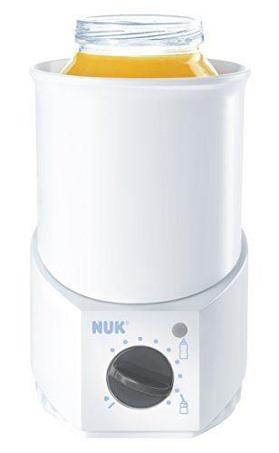 NUK 10256096 - Babykostwärmer Thermo Constant mit automatischer Warmhaltefunktion