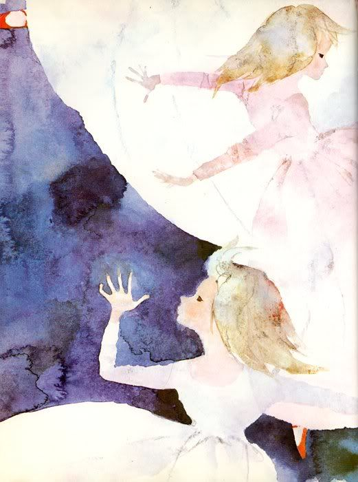 """Hans Christian Andersen """"The Red Shoes"""" – Illustrated by Chihiro Iwasaki"""