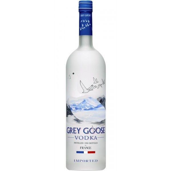 Get yourself a World's Best Tasting Vodka Grey Goose Vodka with just ordering online and it will be shipped for free