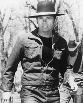 Tom Laughlin. aka....Billy Jack