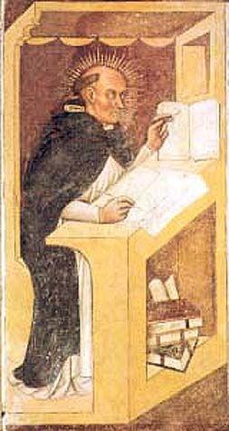 Gelehrter Kirchenmann: Raymon de Peñaforte