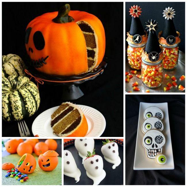Ideas para Halloween: decoración infantil, recetas para niños Petit-on