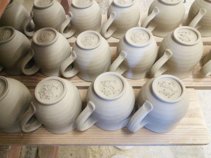 Coffee mugs too bee